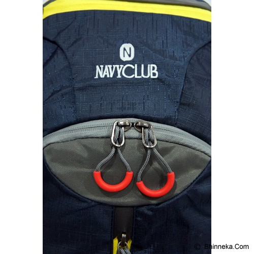 NAVY CLUB Mountain Backpack [021 40 L] - Navy Blue - Tas Punggung Sport / Backpack